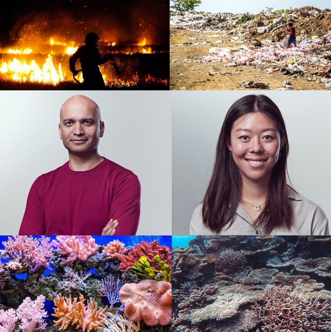 Guest Speaker Series –  Sandy Jayaraj, CEO and Katie Chan, Sustainability Curator at Curation
