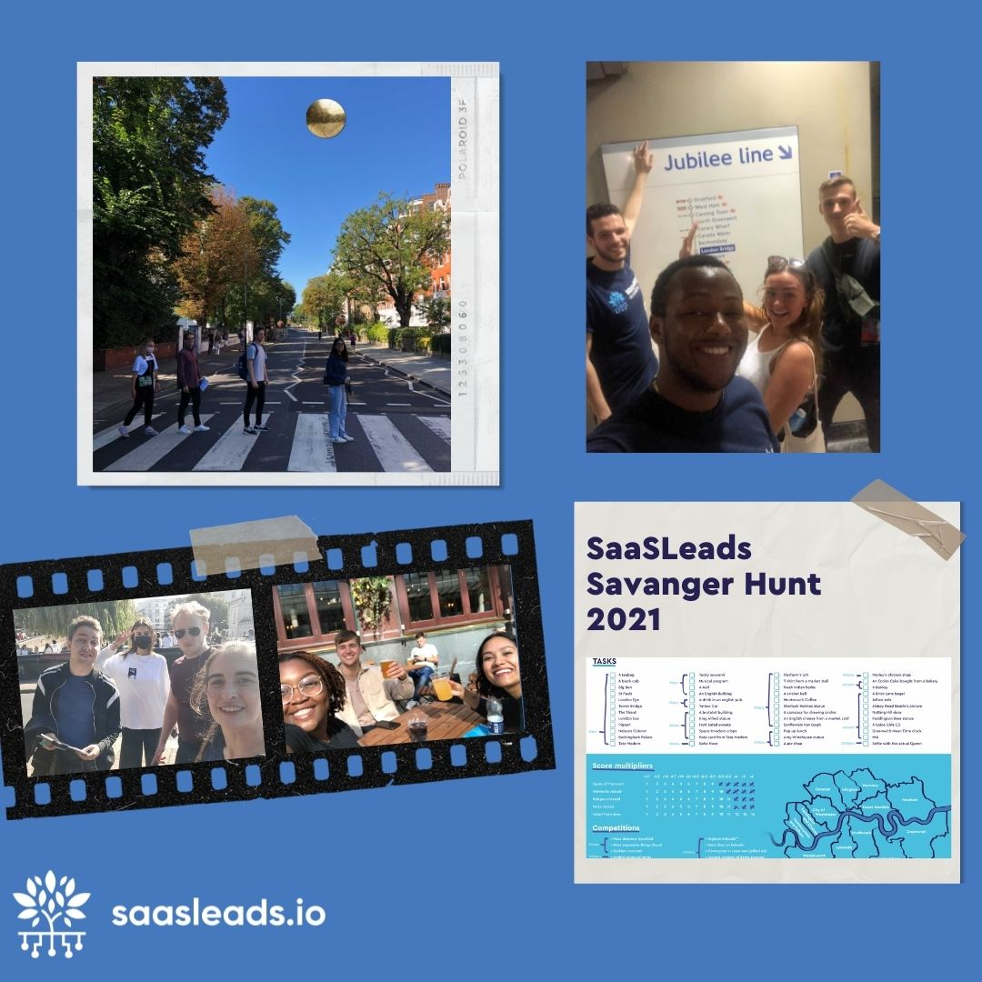 Will Koning, SaaSLeads Co-Founder, on the past week